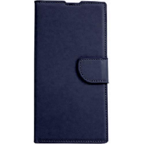 Θήκη Βιβλίο Για Xiaomi Redmi Note 8T Σκούρο Μπλέ