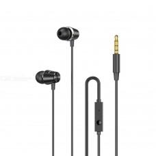 Ακουστικά-Handsfree AWEI PC-2 3.5MM Με Μικρόφωνο (BLACK)