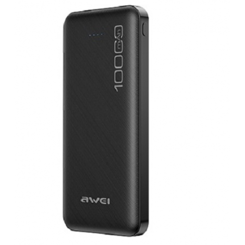 Awei P28K Powerbank 10000mAh (Black)