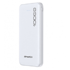 Awei P28K Powerbank 10000mAh (White)