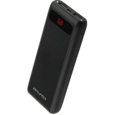 Awei P70K Powerbank 20000mAh (Black)