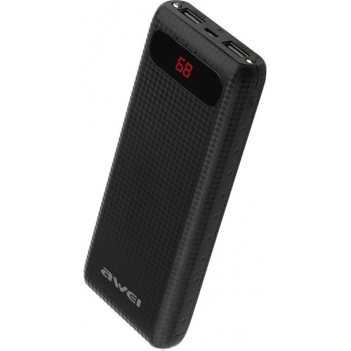 Awei P70K Powerbank 20000mAh (Black)