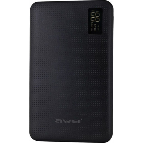 Awei P56K Powerbank 30000mAh (Black)