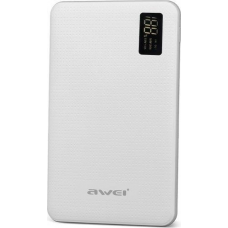 Awei P56K Powerbank 30000mAh (White)