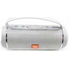 TG-116C Φορητό ηχείο Bluetooth SILVER