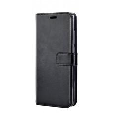 Realme 5 Pro Θήκη Flip (Μαύρη)