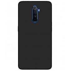 Realme X2 Pro Θήκη Σιλικονης (Μαύρη)