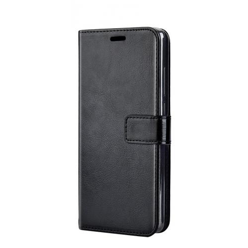Lenovo K5 Play Θήκη Flip (Μαύρη)