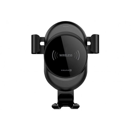 Evelatus Gravity Car Holder Wireless Charger WCH02