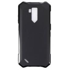 Θήκη Σιλικόνης για Ulefone Armor X3 (Μαύρη)