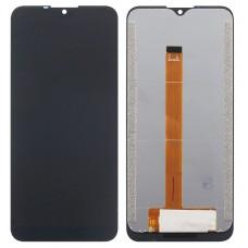 Οθόνη & Touch Panel Oukitel K12 (BLACK)