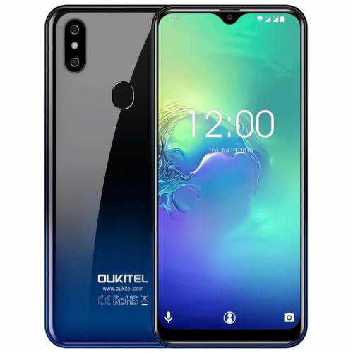 Oukitel C15 Pro 3GB RAM 32GB ROM (GRADIENT BLUE) 3200mAh