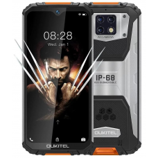 Oukitel WP6 4GB RAM 128GB ROM (ORANGE) 10000mAh