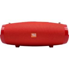 T&G TG-504 Φορητό ηχείο Bluetooth RED