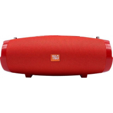T&G TG-504 Φορητό ηχείο Bluetooth RED