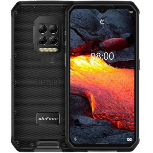 Ulefone Armor 9E 8GB RAM 128GB ROM (BLACK) 6600mAh