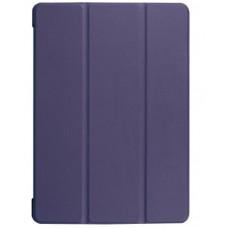 Θήκη Tri-Fold Flip Cover magnetic για Huawei MediaPad T3 9.6 Inches (Μπλέ Σκούρο)