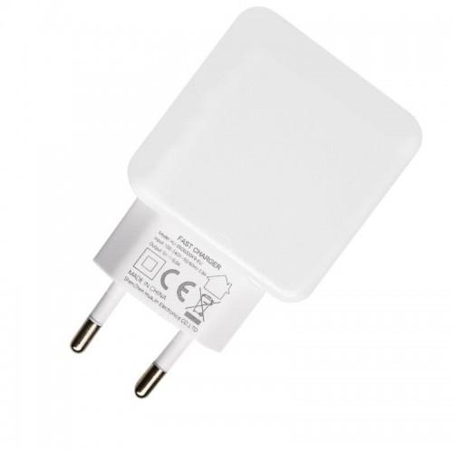 Φορτιστής Ταξιδίου USB  5V -6A  HJ-0506000K9-EU για OUKITEL K12