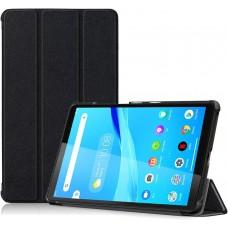 Θήκη Magnetic Folio Stand Leather Cover για Lenovo Tab M8 8505F/X 8.0 Inches (Μαύρη)