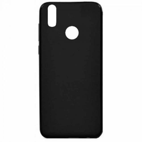 Θήκη σιλικόνης Μαύρη για Xiaomi Redmi Note 6 Pro