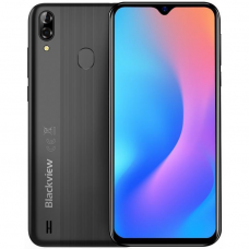 Blackview A60 Plus 4GB RAM 64GB ROM (BLACK) 4080mAh + θήκη Προστασίας