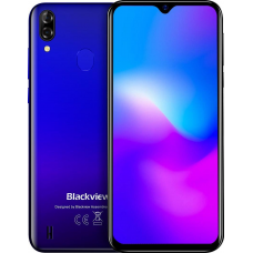 Blackview A60 Plus 4GB RAM 64GB ROM (GRADIENT BLUE) 4080mAh + θήκη Προστασίας