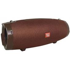T&G TG-504 Φορητό ηχείο Bluetooth BROWN