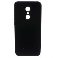 Xiaomi Redmi 5 Plus Θήκη Σιλικόνης(Μαύρη)