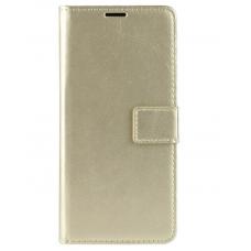 Θήκη Flip(Χρυσή) για Xiaomi Redmi Note 4X
