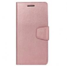 Xiaomi Mi Max 2 Θήκη Flip Nicole (Απαλό Ροζ)