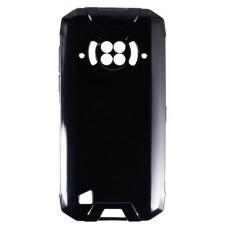 Θήκη Σιλικόνης για Doogee S96 Pro (Μαύρη)