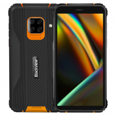 Blackview BV5100 Pro 4GB RAM 128GB ROM (ORANGE) 5580mAh