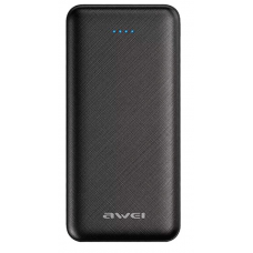Awei P47K Powerbank 20000mAh (Black)