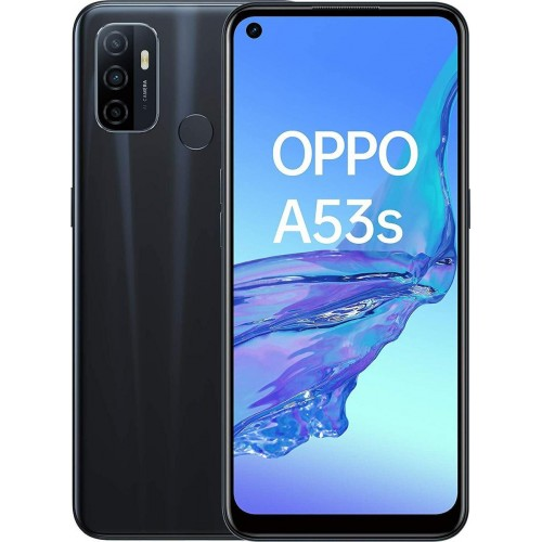 Oppo A53S 4GB RAM 128GB ROM (BLACK) 5000mAh EU