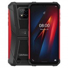 Ulefone Armor 8 Pro 6GB RAM 128GB ROM (RED) 5580mAh