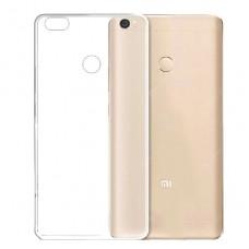 Xiaomi Mi Max Θήκη Σιλικόνης(Διάφανη)