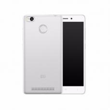 Xiaomi Redmi 3S Θήκη Σιλικόνης(Διάφανη)