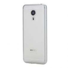 Meizu MX5 Θήκη Σιλικόνης(Διάφανη)
