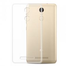 Xiaomi Redmi Note 3 Θήκη Σιλικόνης(Διάφανη)