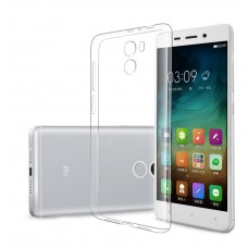 Xiaomi Redmi 4 Θήκη Σιλικόνης(Διάφανη)