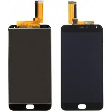 Οθόνη & Touch Panel Meizu M2 Note (BLACK) OEM