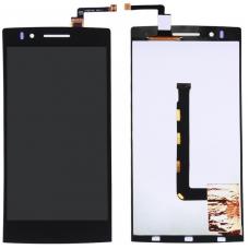 Οθόνη & Touch Panel OPPO Find 5 X909 (BLACK) OEM