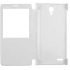 Θήκη Flip WHITE για Xiaomi Redmi Note