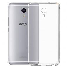Meizu M3 Max Θήκη Σιλικόνης(Διάφανη)