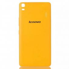 Lenovo K3 Note Καπάκι Μπαταρίας (YELLOW)