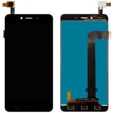 Οθόνη & Touch Panel Xiaomi Redmi Note 2 (BLACK) OEM