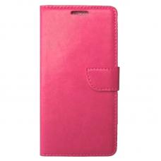 Θήκη Flip(Ροζ) για Lenovo Vibe P1