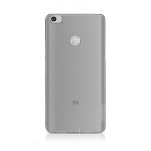 Xiaomi Mi Max Θήκη Σιλικόνης NILLKIN(Γκρι)