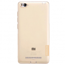 Xiaomi Mi4i Θήκη Σιλικόνης NILLKIN(Καφέ)