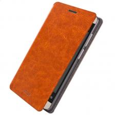 Xiaomi Redmi 4 Θήκη Flip MOFI(Καφέ)
